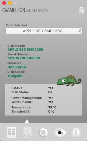 Chameleon Mac Test
