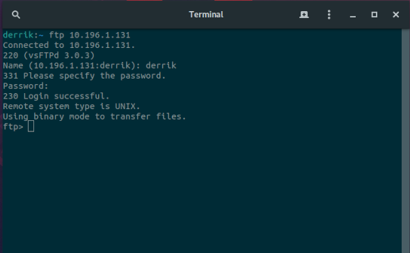 HOW TO USE FTP FROM COMMAND LINE ON LINUX – Ask Caty