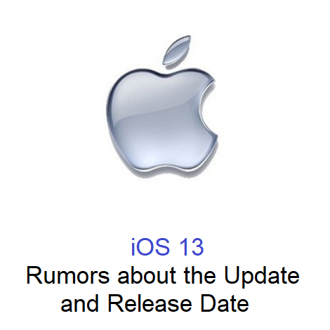iOS 13, Rumors about the Update and Release Date