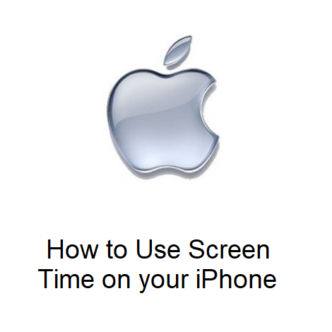 How to Use Screen Time on your iPhone