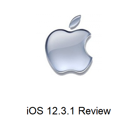 iOS 12.3.1 Review