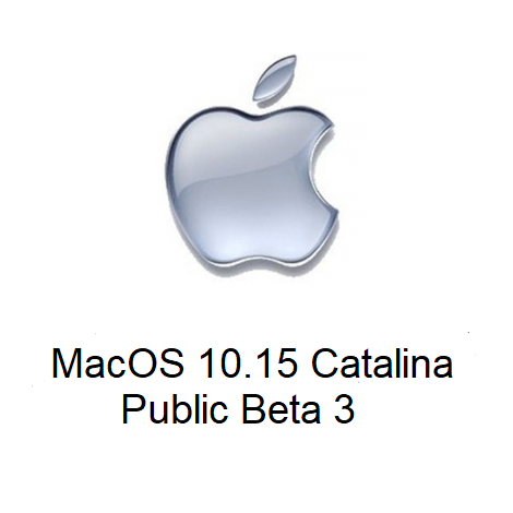 MacOS Catalina 10.15 Beta 3