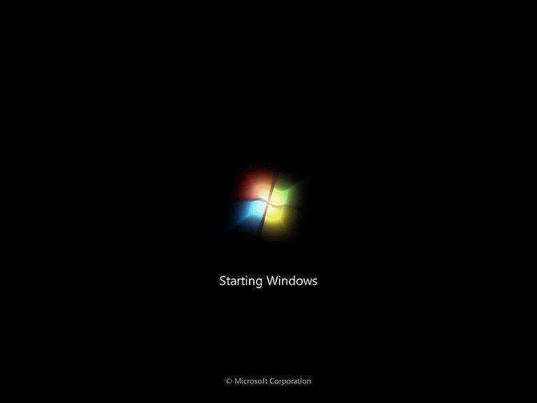 Windows 7 Professional Free Download ISO 32/64 bit Starting-Windows