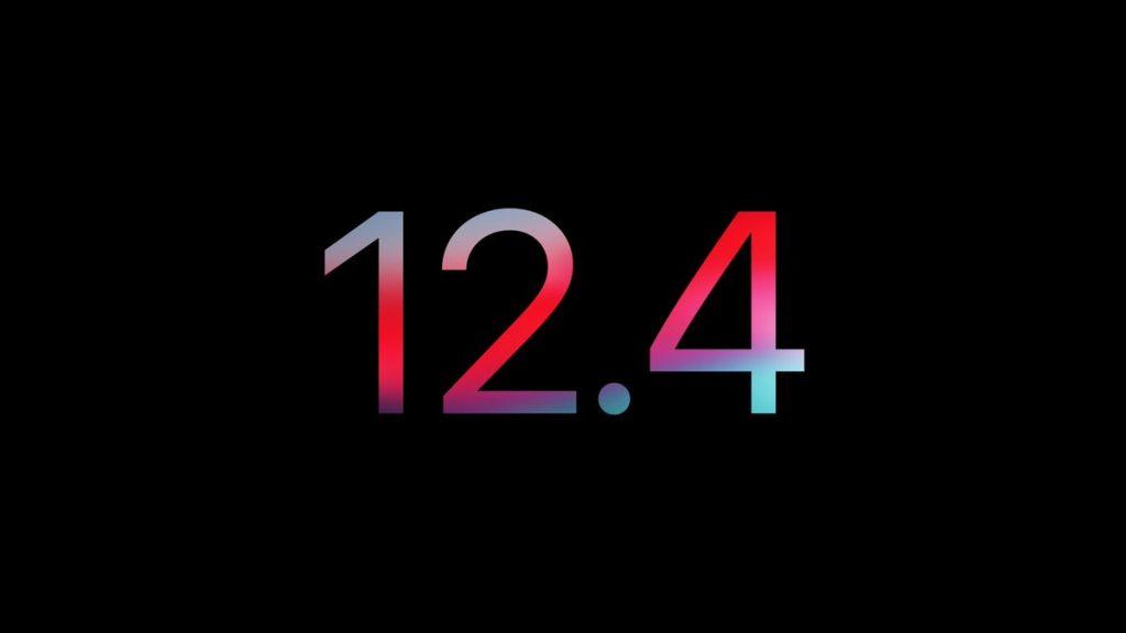 iOS 12.4 Beta