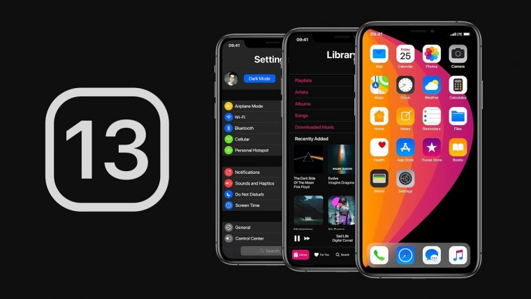 iOS 13 Beta 4 is out