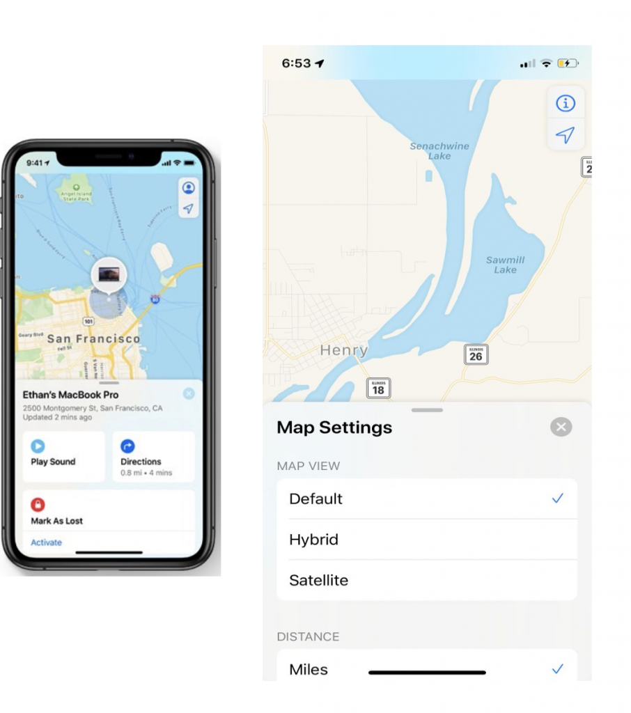 iOS 13 Beta 3 Maps