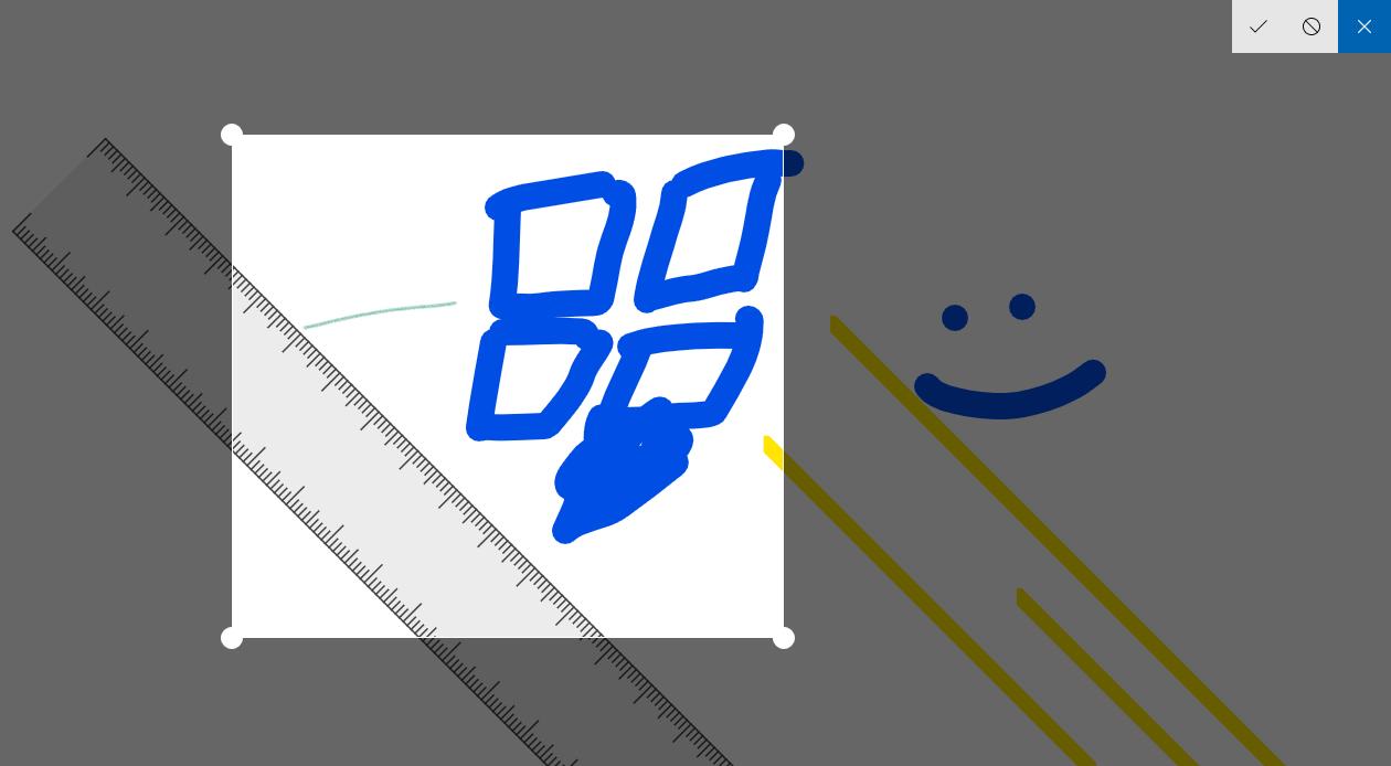 Take Screenshots n Windows Ink Workspace