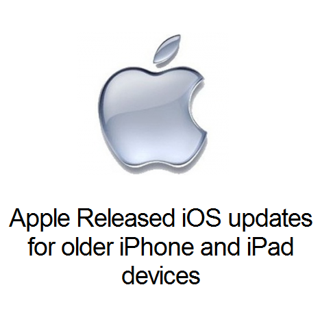 iOS Apple Update