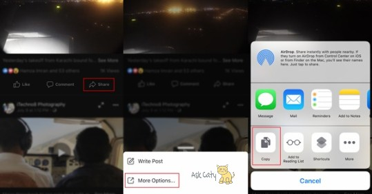 How to Download Facebook Videos on iPhone 1