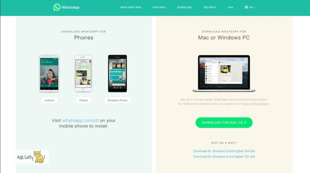 How to Install WhatsApp Web app on PC