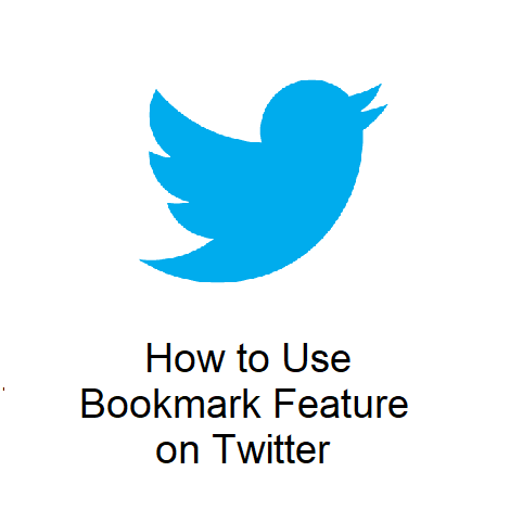 How to Use Bookmark Feature on Twitter