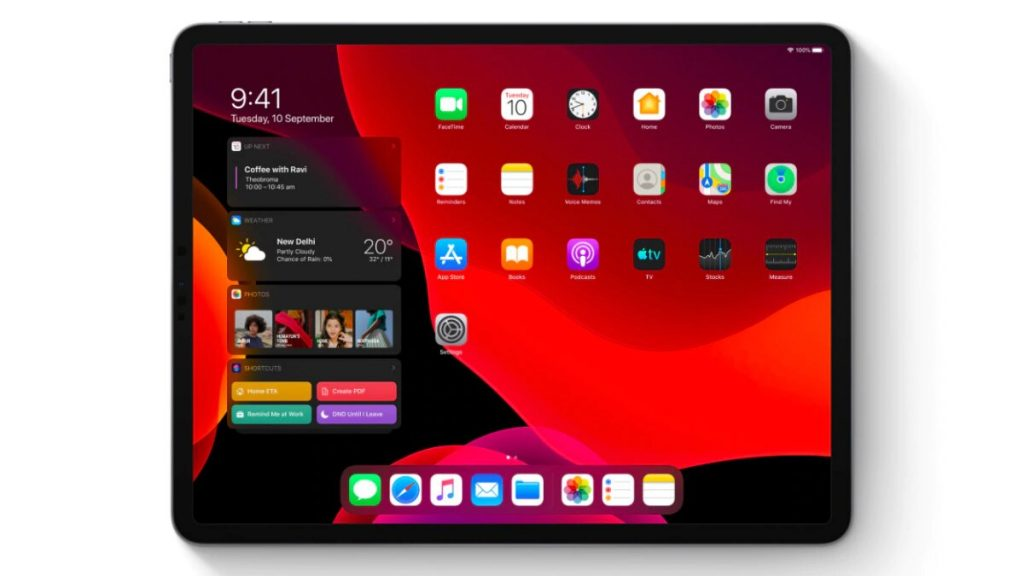 iPadOS 13.1_1