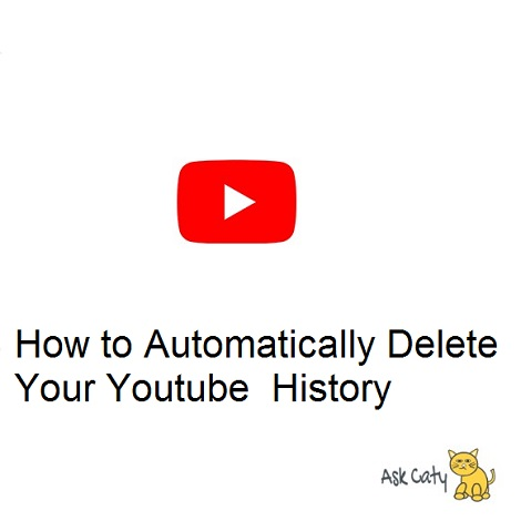 How to Automatically Delete Your Youtube History Logo