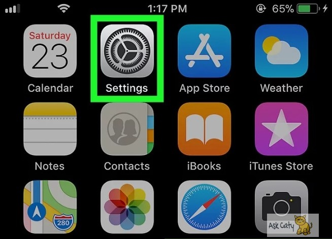 How to Remove an Email Account from an iPhone -1