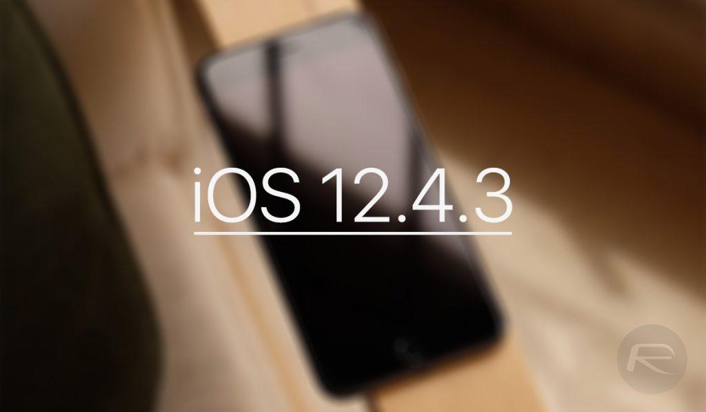 ios 12.4.3