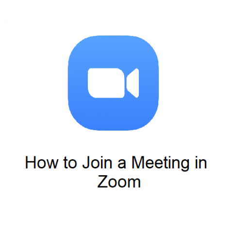 How to join meeting in Zoom