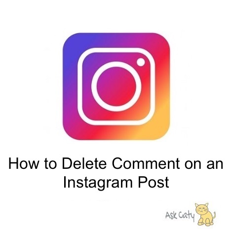 How to Delete Comment on an Instagram Post