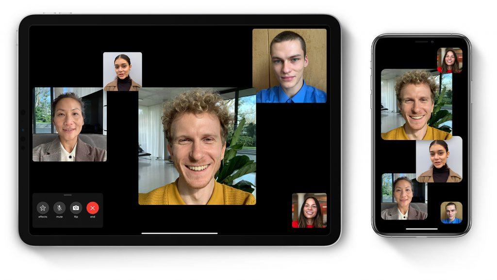 How to Start a Group FaceTime call on iPhone