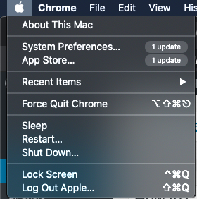 about this mac option in mac