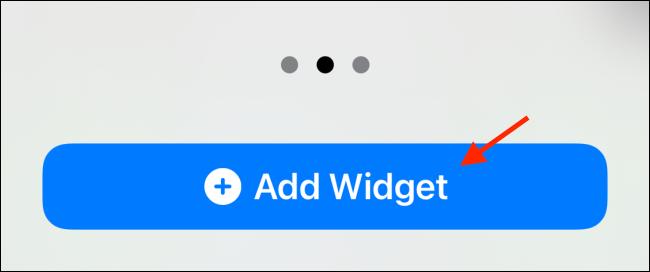 choose widgetsmith app