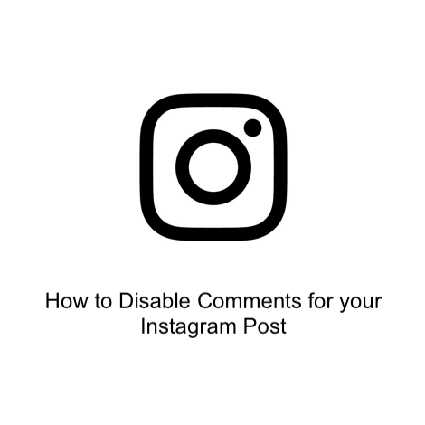 How to Disable Comments for your Instagram Post
