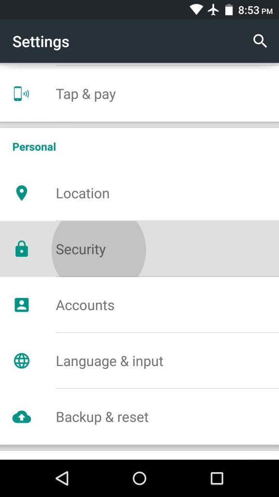 How to Enable Unknown Sources in Android