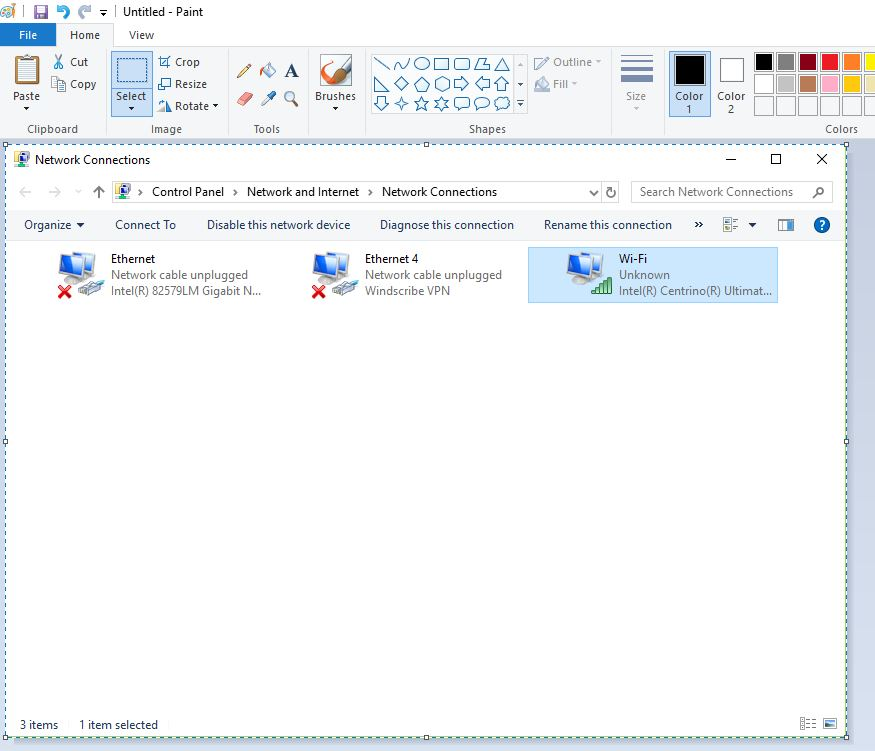 Save Active Window Screenshot
