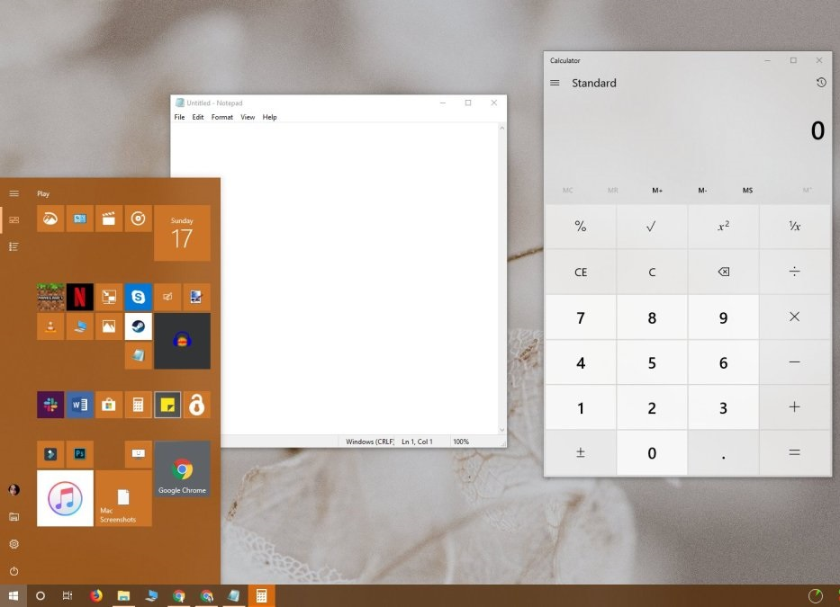 Keep the start menu open while opening applications