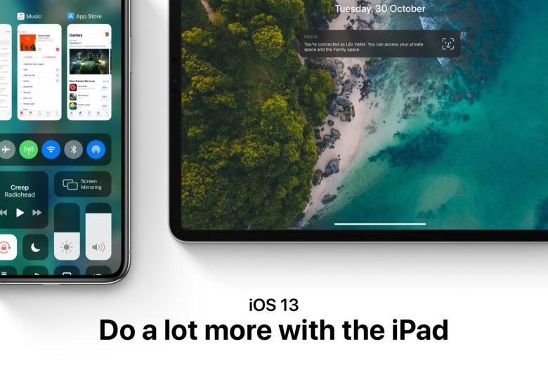 iOS 13 for iPad