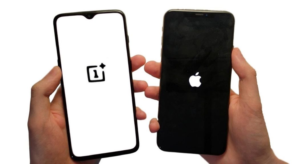 OnePlus 6T McLaren Edition or iPhone XS Max