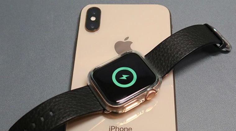 Reverse Wireless Charging iPhone 11