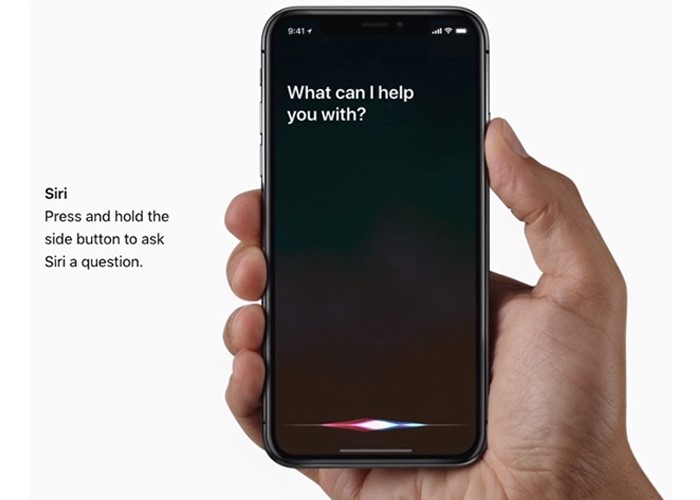 Activate Siri using Side Button