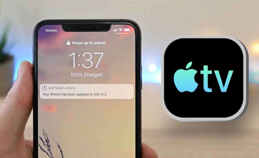Updating iOS 12.3.1
