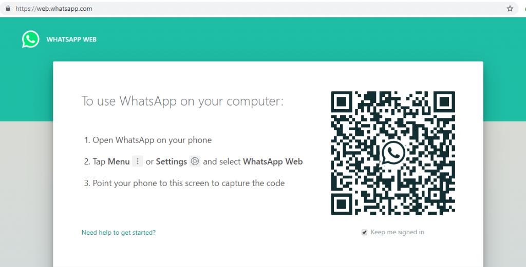 Use WHATSAPP WEB on Computer