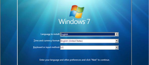 choose language preference
