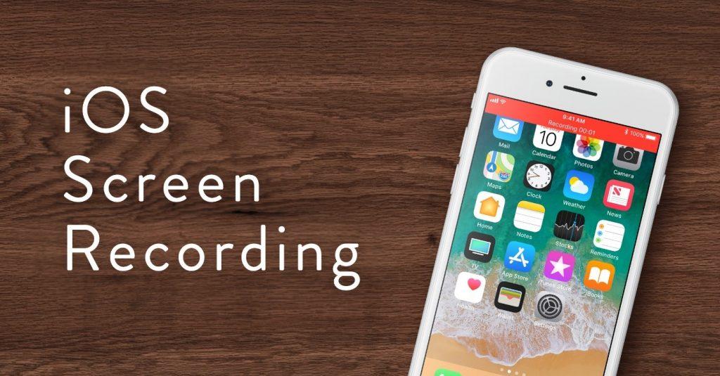 iOS Screen Recording Error