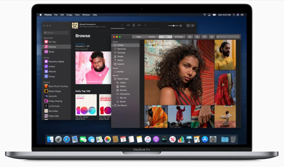 macOS Catalina 10.15 Developer Beta 4