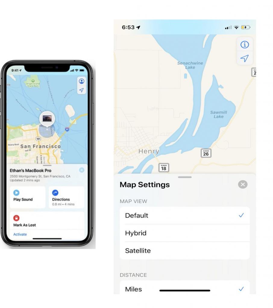 iOS 13 Beta 3 Maps
