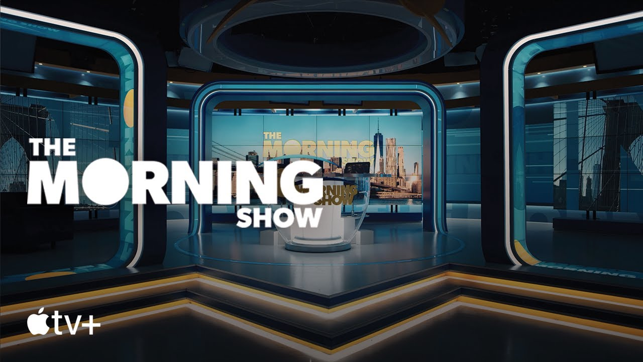 Apple TV Plus launching The Morning Show