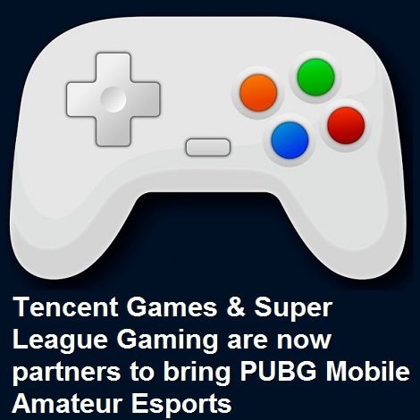 PUBG MOBILE and Super League Gaming