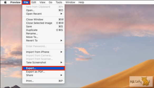 How to Batch Convert Images on Mac OS X 1