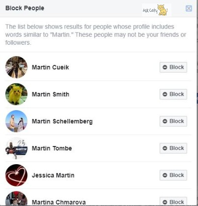 How to Block Someone on Facebook 4