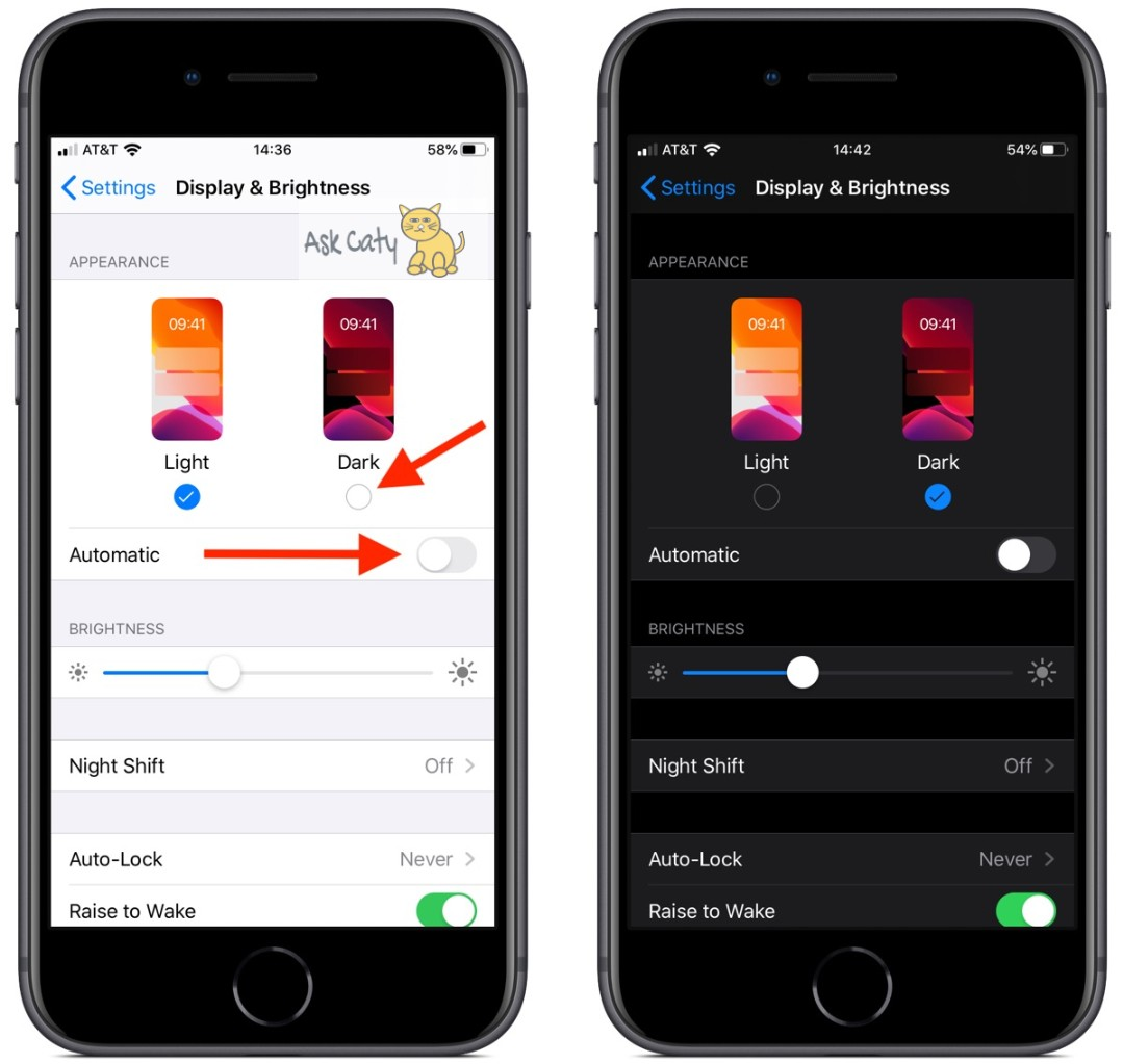 How to Enable Dark Mode in iOS 13 2