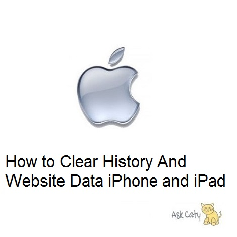 How to Clear History And Website Data iPhone and iPad