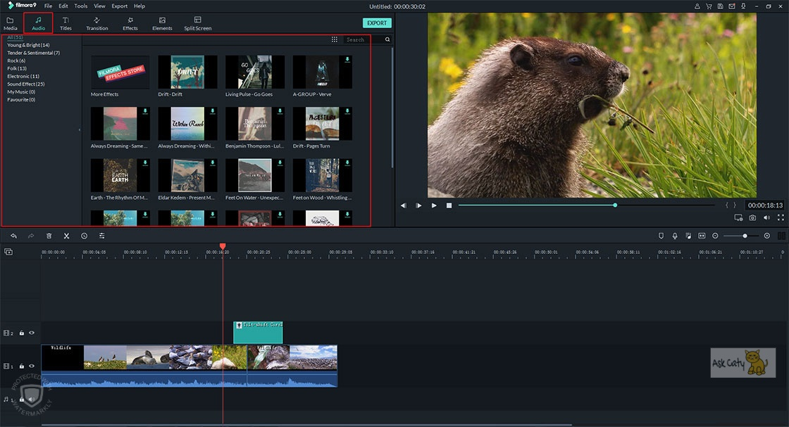 How to Combine Audio and Video-3
