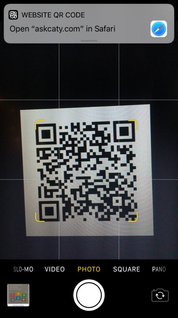 Scan the Code