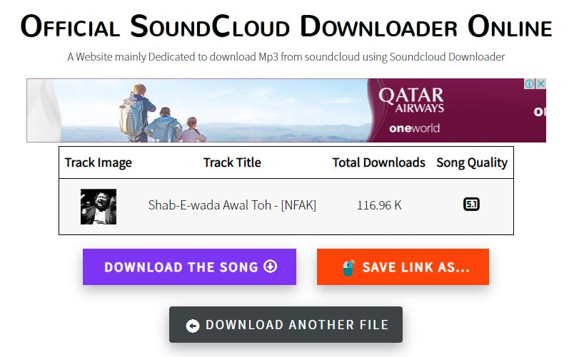 Download the Song