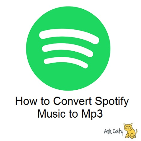 How to Convert Spotify Music to Mp3 for Free