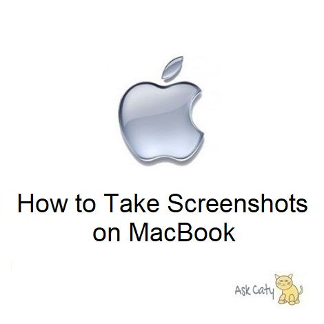 How to Take Screenshots on MacBook