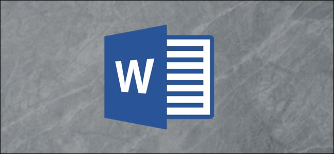 searching for text in ms word